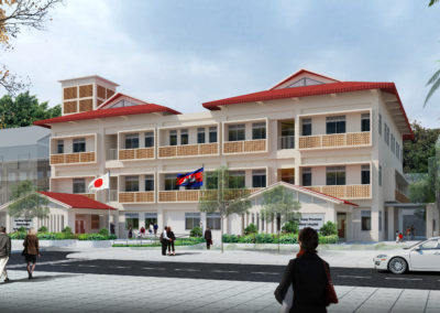 IMPROVEMENT OF SVAY RIENG PROVINCIAL REFERRAL HOSPITAL