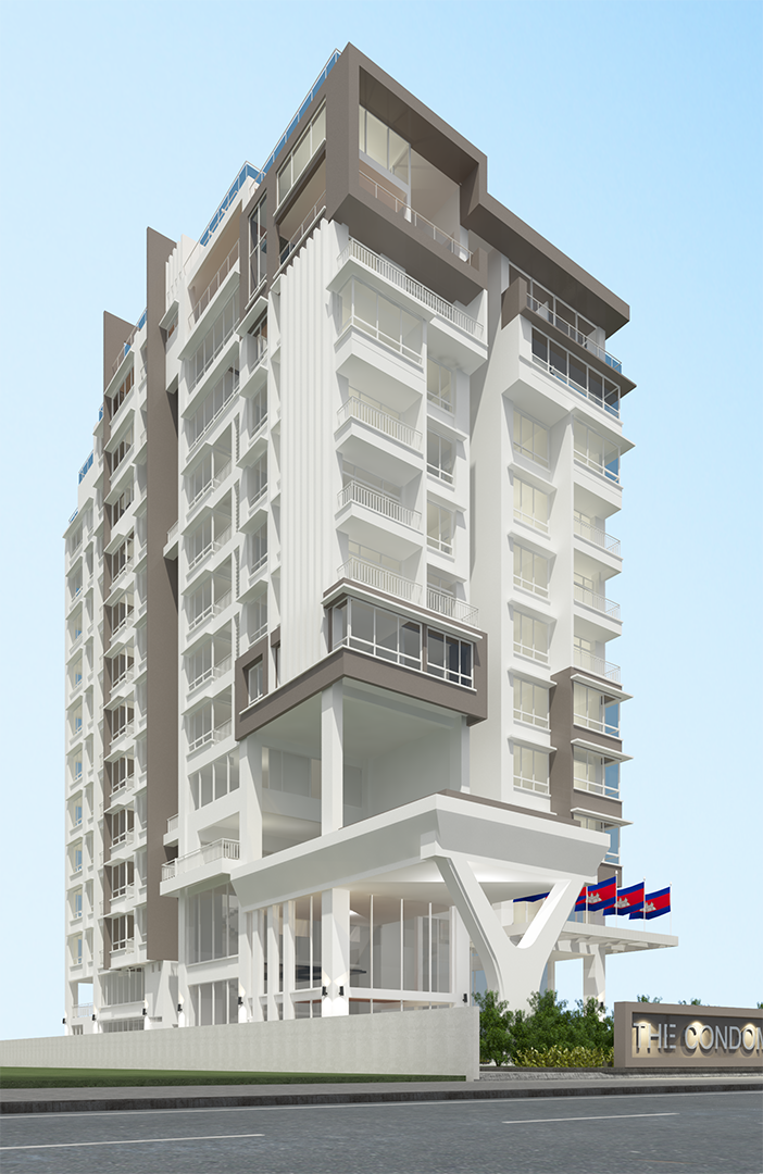 CHROY CHANGVAR CONDOMINIUM